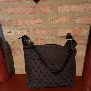 Black Dooney& Bourke Hobo Shoulder bag